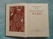 Krvavý básník Nero : román