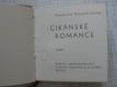 Cikánské romance