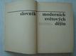 Slovník moderních světových dějin