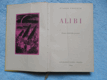Alibi : Román hrdelního procesu